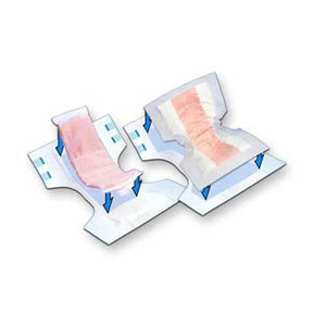 TopLiner Peach Mat Incontinence Booster Pad - Heavy Absorbency TopLiner Peach Mat Incontinence Booster Pad - Heavy Absorbency Booster Pads TopLiner - Americare Medical Supply