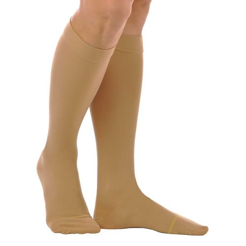 Alex For Her Sheer Support Knee High Closed Toe 15-20 mmHg Alex For Her Sheer Support Knee High Closed Toe 15-20 mmHg Compression Stocking Alex - Americare Medical Supply