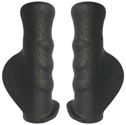 Nova Black Anatomical Walker Grip Each Nova Black Anatomical Walker Grip Each Walker Grips Nova - Americare Medical Supply