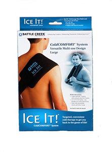 Ice It! MaxComfort Hot and Cold Therapy System Versatile Multi-use Design 540 Ice It! MaxComfort Hot and Cold Therapy System Versatile Multi-use Design 540 Hot Cold Therapy Systems Ice It! - Americare Medical Supply