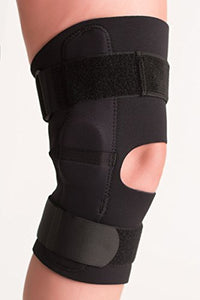 Ossur Wrap Around Hinged Knee Brace Ossur Wrap Around Hinged Knee Brace Hinged Knee Brace Ossur - Americare Medical Supply