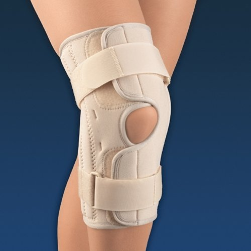 Soft Form Wrap- Around Stabilizing Knee Support