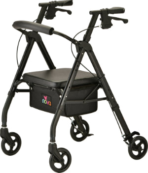 Nova Star 6 Rollator Nova Star 6 Rollator Rollators Nova - Americare Medical Supply