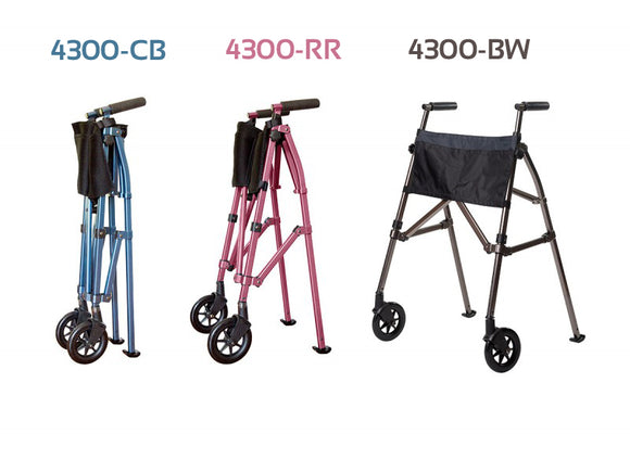 Stander EZ Fold-N-Go Walker Stander EZ Fold-N-Go Walker Walkers Standers, Inc - Americare Medical Supply