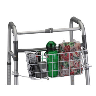 Nova Basket For Folding Walker W/ Liner Nova Basket For Folding Walker W/ Liner Baskets Nova - Americare Medical Supply