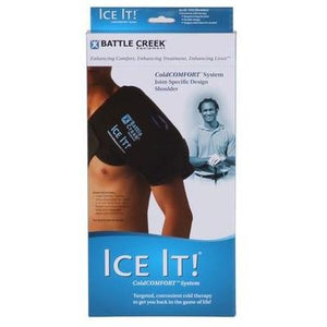 Ice It! MaxComfort Hot and Cold Therapy System Shoulder 516 (Shoulder) Ice It! MaxComfort Hot and Cold Therapy System Shoulder 516 (Shoulder) Hot Cold Therapy Systems Ice It! - Americare Medical Supply