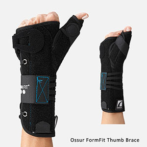 Ossur Form Fit Universal Thumb Right Ossur Form Fit Universal Thumb Right Thumb Support Ossur - Americare Medical Supply