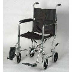 Alex Transport Wheelchair 19""