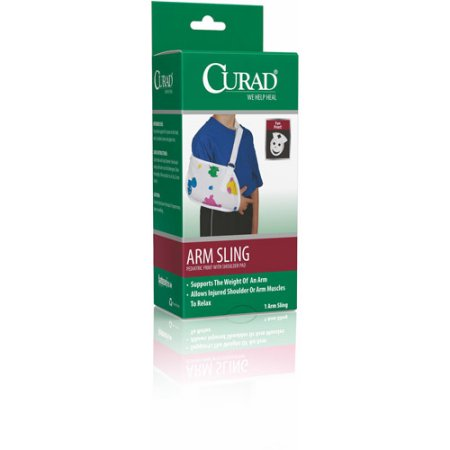 Curad Pediatric Arm Sling - Child Size Curad Pediatric Arm Sling - Child Size Slings Curad - Americare Medical Supply