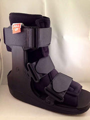 Ossur Equalizer Walking Boot  Form Fit Low Top - Black