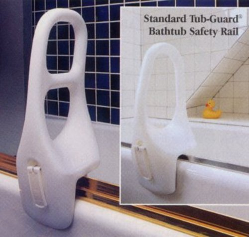 Lumex Tub-Guard Bathtub Safety Rail Lumex Tub-Guard Bathtub Safety Rail Safety Rails Lumex - Americare Medical Supply
