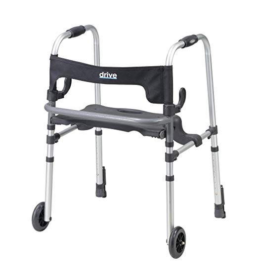 Drive Clever-Lite LS Adult Walker Drive Clever-Lite LS Adult Walker Walkers Drive - Americare Medical Supply