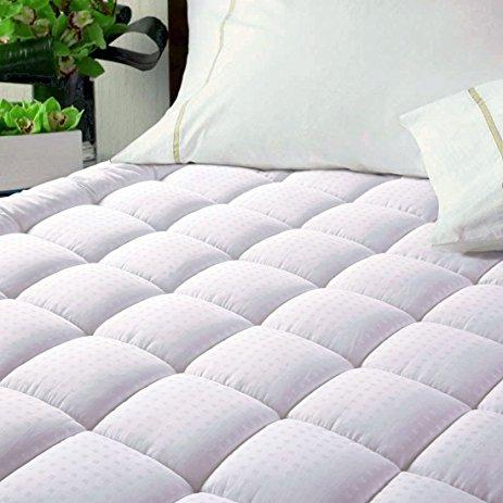 Allman Quilted Mattress Pad Waterproof Protection Allman Quilted Mattress Pad Waterproof Protection Mattress Pads Allman - Americare Medical Supply