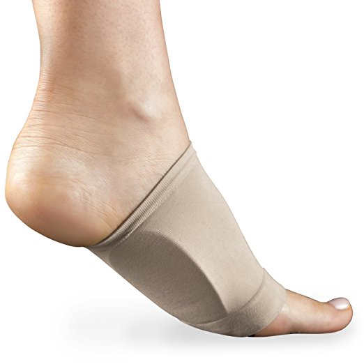 Viso-Gel Visco-Gel Plantar Fascitis Arch Support Sleeve Large/XLarge Viso-Gel Visco-Gel Plantar Fascitis Arch Support Sleeve Large/XLarge Sleeves Viso-Gel - Americare Medical Supply
