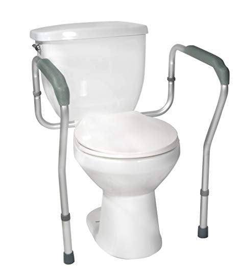 Drive Toilet Safety Frame Drive Toilet Safety Frame Toilet Frames Drive - Americare Medical Supply