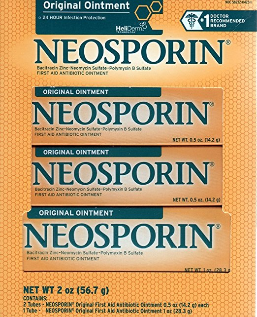 Neosporin Ointment Neosporin Ointment Neosporin Ointment Neosporin - Americare Medical Supply