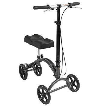 Drive DV8 Steerable Aluminum Knee Walker Drive DV8 Steerable Aluminum Knee Walker Knee Walker Drive - Americare Medical Supply