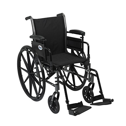 Drive Cruiser III Wheelchair Drive Cruiser III Wheelchair Wheelchairs Drive - Americare Medical Supply