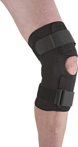 Ossur Knee SLV 1/14In CLSD Black