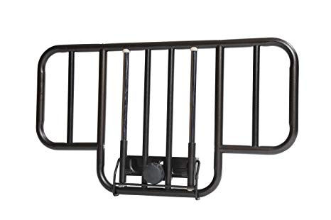 Drive Half Length Hospital Bed Rails Drive Half Length Hospital Bed Rails Hospital Bed Rails Drive - Americare Medical Supply