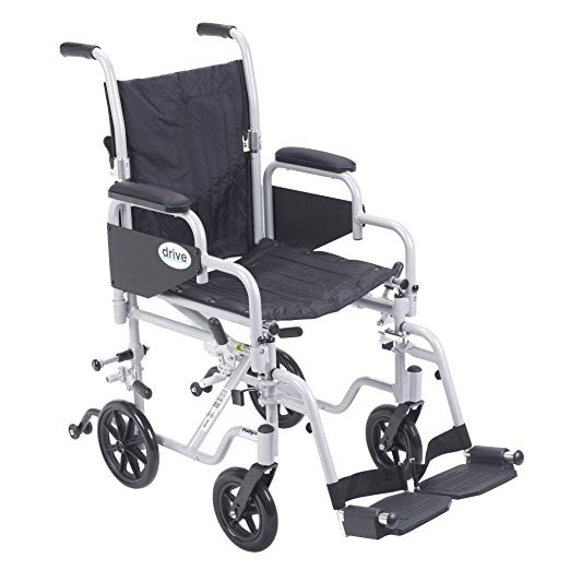 Drive Poly-Fly High Strength, Lightweight Wheelchair/Flyweight Transport Chair Combo Drive Poly-Fly High Strength, Lightweight Wheelchair/Flyweight Transport Chair Combo Lightweight transport chair Drive - Americare Medical Supply