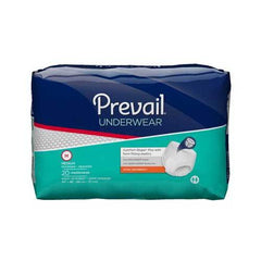 Prevail Unisex Absorbent Underwear - Moderate Absorbency