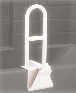 Nova Bath- Tub Grab Bar White Powder Coated Nova Bath- Tub Grab Bar White Powder Coated Grab Bars Nova - Americare Medical Supply