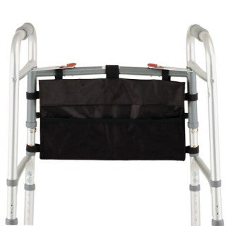 Nova Medical 4001BK Folding Walker Bag Nova Medical 4001BK Folding Walker Bag Walker Bags Nova Medical - Americare Medical Supply