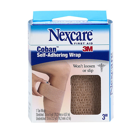 3M Coban Self-Adherent Wrap Tape 3M Coban Self-Adherent Wrap Tape Tapes 3M - Americare Medical Supply