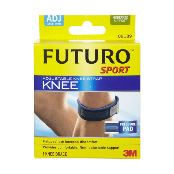 Futuro Adjustable Knee Strap Futuro Adjustable Knee Strap Knee Straps Futuro - Americare Medical Supply