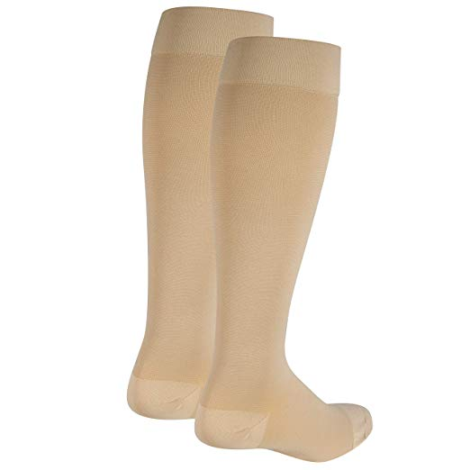 Activa Soft Fit Graduated Support Compression 20-30mmHg Activa Soft Fit Graduated Support Compression 20-30mmHg Compression Knee Highs Activa - Americare Medical Supply