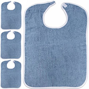 "Allman BIB- Vinyl Backing with Velcro Closure Size 18""x30"" Allman BIB- Vinyl Backing with Velcro Closure Size 18""x30"" Bib Allman - Americare Medical Supply"