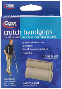 Carex  Crutch Handgrips Carex  Crutch Handgrips Crutch Handgrips Carex - Americare Medical Supply