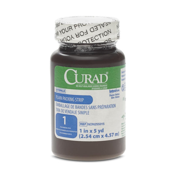 Curad Packing Strip Sterile Asst Sizes Plain and Iodoform Curad Packing Strip Sterile Asst Sizes Plain and Iodoform Packing Strips Curad - Americare Medical Supply