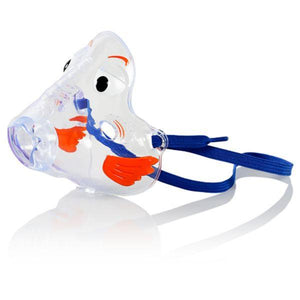 DeVilbiss Pediatric Aerosol Character Mask DeVilbiss Pediatric Aerosol Character Mask Pediatric Nebulizer Mask Pari - Americare Medical Supply