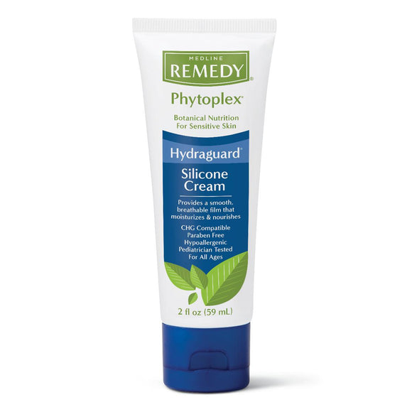 Medline Remedy Pytoplex Hydraguard Silicone Cream 2oz Medline Remedy Pytoplex Hydraguard Silicone Cream 2oz Skin Creams Medline - Americare Medical Supply