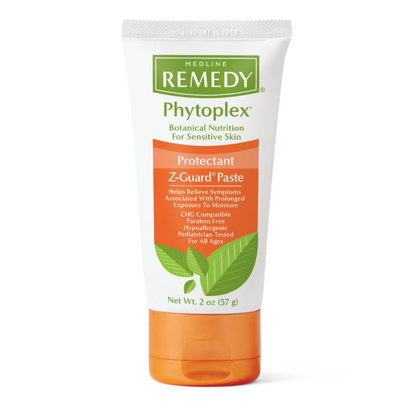 Medline Remedy Phtoplex Protectant Z-Guard Paste 2oz