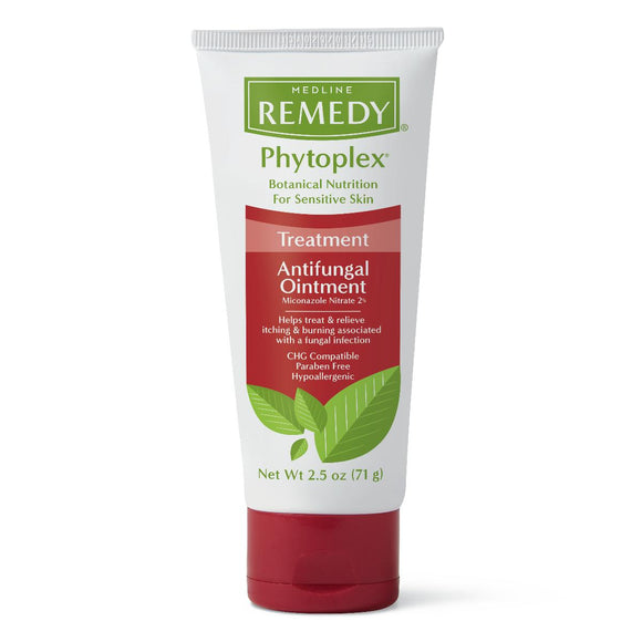 Medline Remedy Phytoplex Antifungal Ointment 2.5oz
