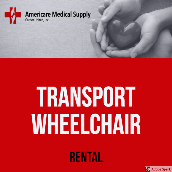 Transport Wheelchair Transport Wheelchair Medical Rentals Americare Medical Supply - Americare Medical Supply