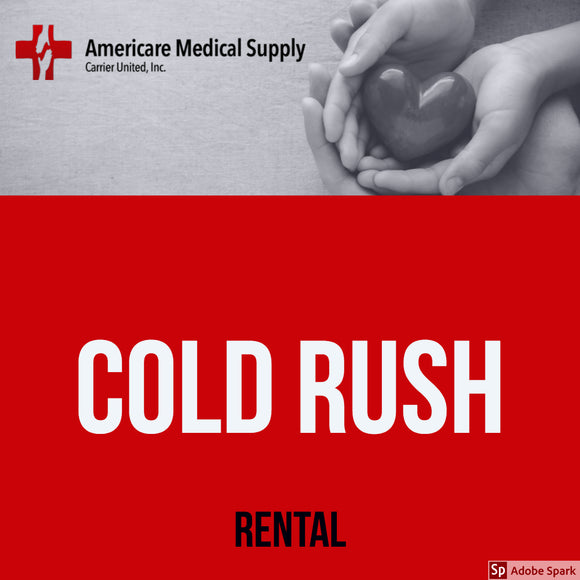 Cold Rush Rental Cold Rush Rental Medical Rentals Americare Medical Supply - Americare Medical Supply
