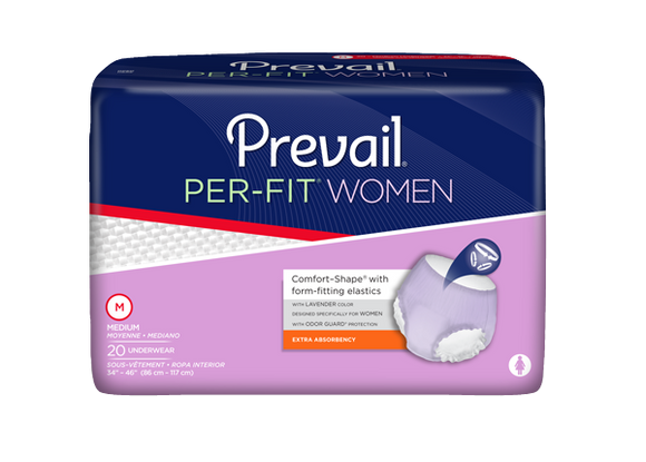 Prevail Per Fit Women Prevail Per Fit Women incontinence Prevail - Americare Medical Supply