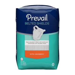 Prevail Belted Shields Undergarment-Extra Absorbency 30 pack