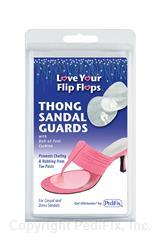 PEDIFIX THONG SANDAL GUARDS PEDIFIX THONG SANDAL GUARDS Foot Support PediFix - Americare Medical Supply