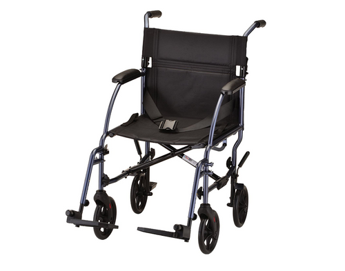 Nova Ortho-Med, Inc. 377B-R Lightweight Transport Chair