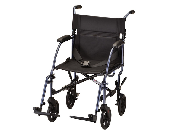 Nova Ortho-Med, Inc. 377-R Lightweight Transport Chair Nova Ortho-Med, Inc. 377-R Lightweight Transport Chair  Nova Ortho-Med, Inc. - Americare Medical Supply