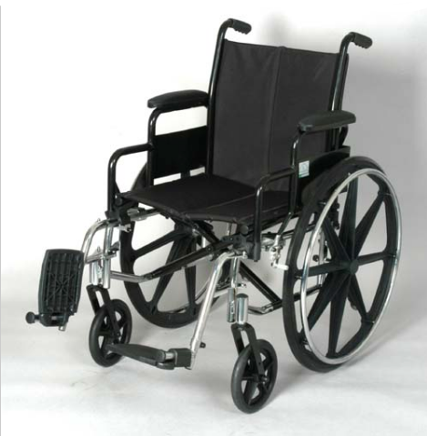 Alex Medical Lightweight Wheelchair Alex Medical Lightweight Wheelchair Lightweight Wheelchair Alex - Americare Medical Supply