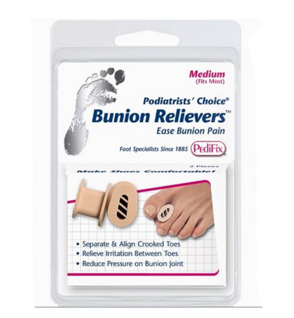 PediFix Podiatrists' Choice Bunion Relievers PediFix Podiatrists' Choice Bunion Relievers Bunion Relief PediFix - Americare Medical Supply