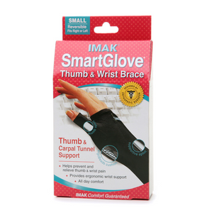 IMAK SmartGlove Thumb & Wrist Support IMAK SmartGlove Thumb & Wrist Support Wrist Support IMAK - Americare Medical Supply