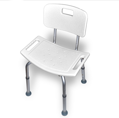 Alex Tool Free BAth Bench With Back Alex Tool Free BAth Bench With Back Bath Benches Alex - Americare Medical Supply