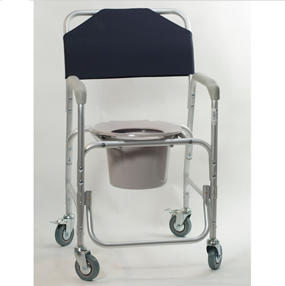 Alex Mobile Shower Chair Alex Mobile Shower Chair Bath Seats Alex - Americare Medical Supply